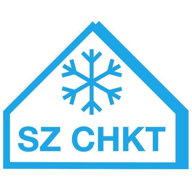 Logo Slovenského zväzu pre chladiacu a klimatizačnú techniku
